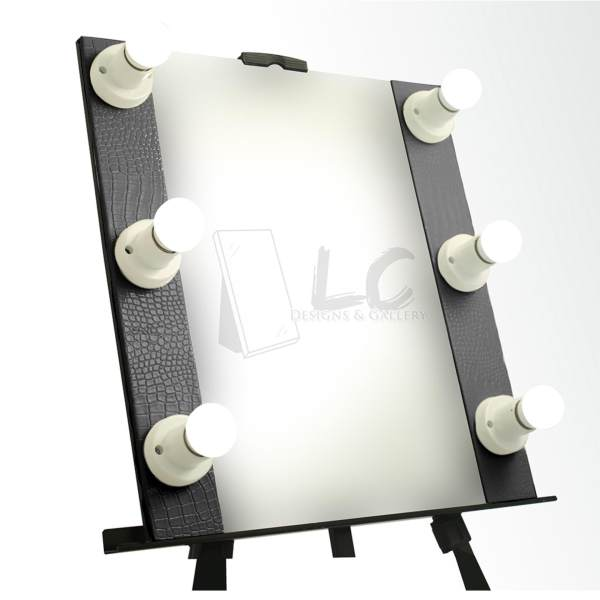 Portable Vanity Mirror - Amanda Black Philippines
