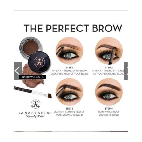 Anastasia Dipbrow Pomade Eyebrow (Soft Brown) Philippines