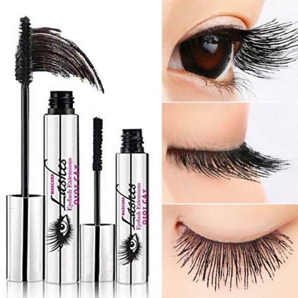 DDK 4D FIBER WATERPROOF MASCARA (1 box comes with 1 mascara & 1 silk fiber) Philippines