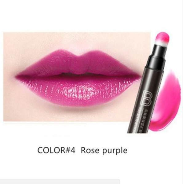 BIOAQUA Cushion Matte Liquid Lipstick Love Soul Natural Fashion Velvet Air Cushion Pen Moisturizer Lipstick Lip Gloss Long Lasting Waterproof Makeup Women Lip Skin Care Philippines