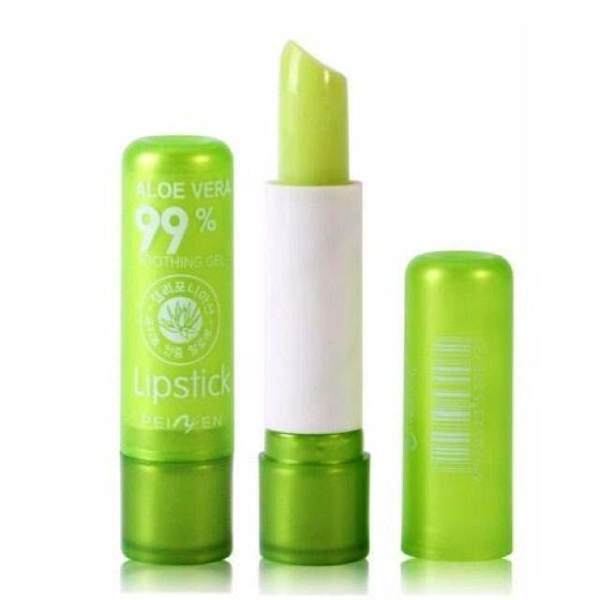 Aloe Vera Soothing Gel Lipstick Changing Color Lip balm Philippines
