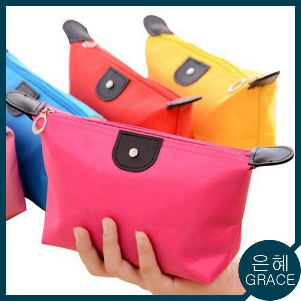 Grace Korean Fashion Travel Make Up Waterproof Pouch Purse Organizer Bag Philippines