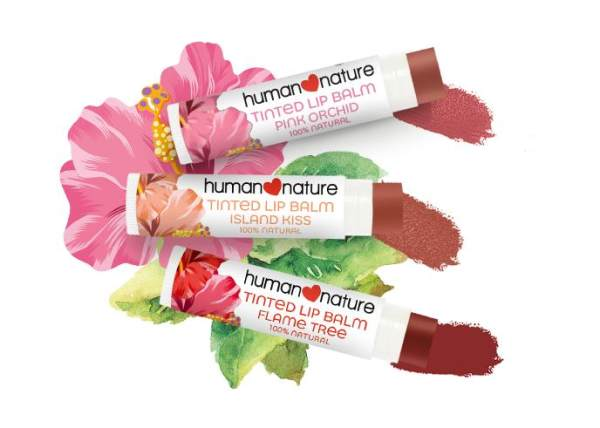 Human Nature Tinted Lip Balm Pink Orchid 4g Philippines