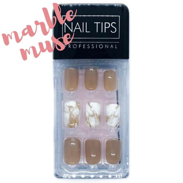 30 nail tips Premium Artificial Press On Fake Nails Philippines