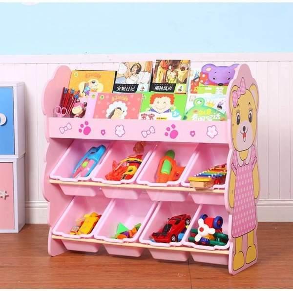 Toy Storage & Rack Kids Book Organizer Philippines
