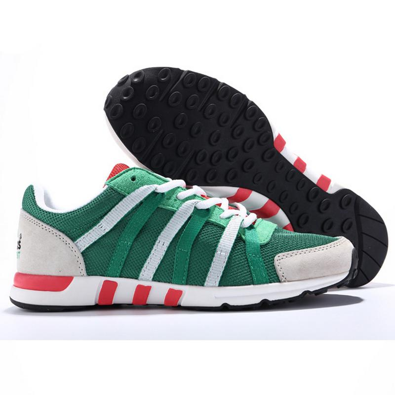 Adidas EQT Racing 93 Men s Breathable Running Shoes Fashion Casual Shoes  Sneakers (Green) ec04798716