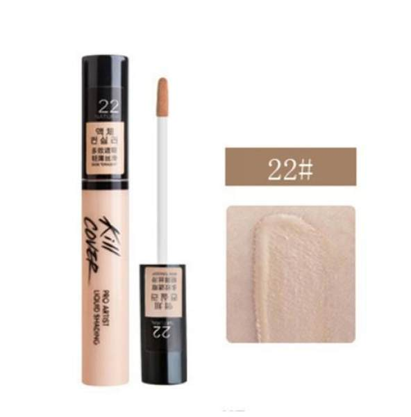 LIDEAL Concealer Cream Korea Make Up PerfectWaterproof Liquid Concealer Face Primer Cover Pores Dark Circles Oil Control Philippines