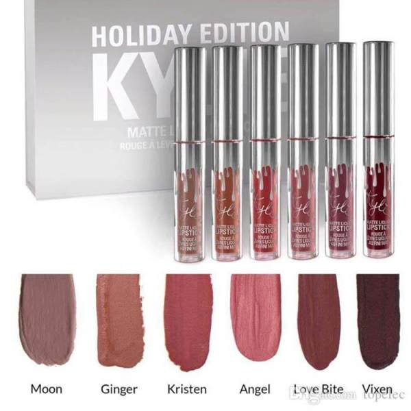 Better One KYLIE MATTE LIQUID LIPSTICS EDITION 6 SHADES Philippines