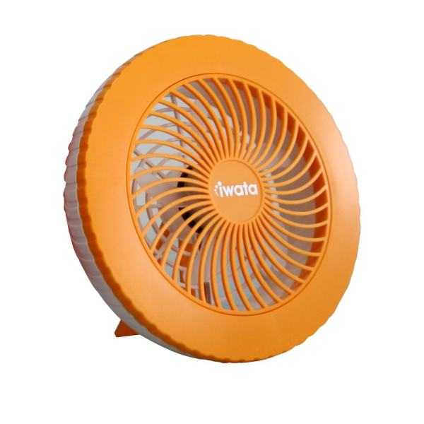 Iwata Cm14 Fan Dc Mini Desk Orange Philippines