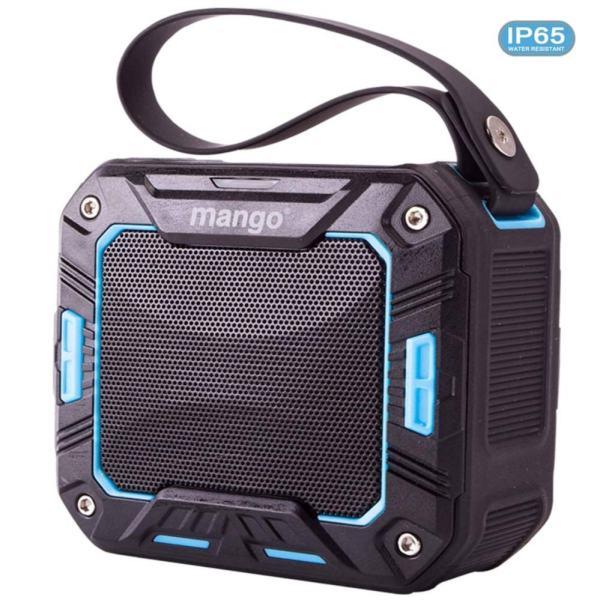 Mango®M1830 Portable Wireless Bluetooth Speaker IP65 Waterproof for Shower Bathroom / Outdoor Activities w/ GoPro ...