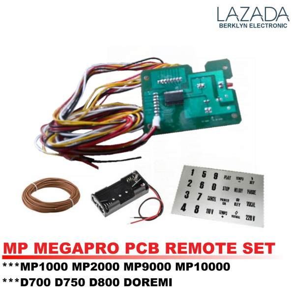 pcb remote set for videoke machine mp megapro player battery holder rh karaokeph online Pinoy Videoke Philippines Online Videoke Philippines