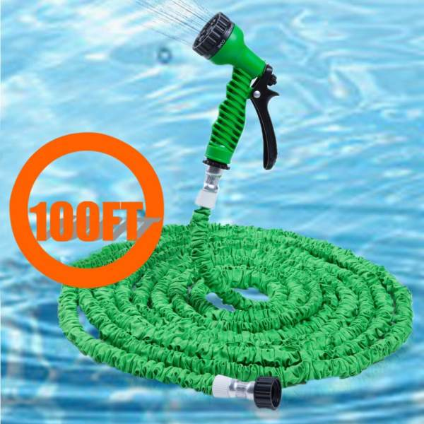 2017 Hot Sale 100FTExpandable Flexible Garden Water Hose Water Pipe with 7 Modes Spray - intl Philippines  sc 1 st  HandTools Philippines & 2017 Hot Sale 100FTExpandable Flexible Garden Water Hose Water Pipe ...