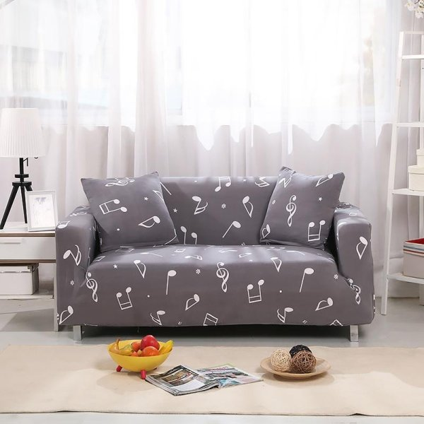 2017 Newest 1 Seater Stretch Sofa Covers Chair Covers Couch Sofa Slipcovers  Easy Fit   Intl Philippines