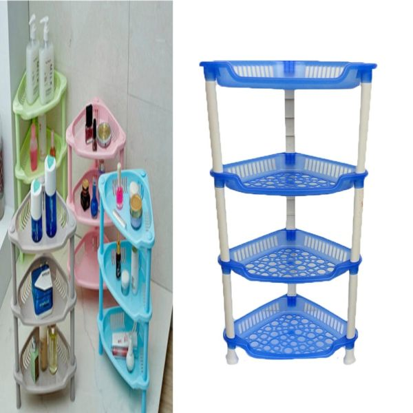 4 Layer Multi-Purpose Removable Kitchen Laundry Bathroom Utility Storage Rack Basket Shelves Stand 346g Philippines  sc 1 st  Furniture Philippines & 4 Layer Multi-Purpose Removable Kitchen Laundry Bathroom Utility ...