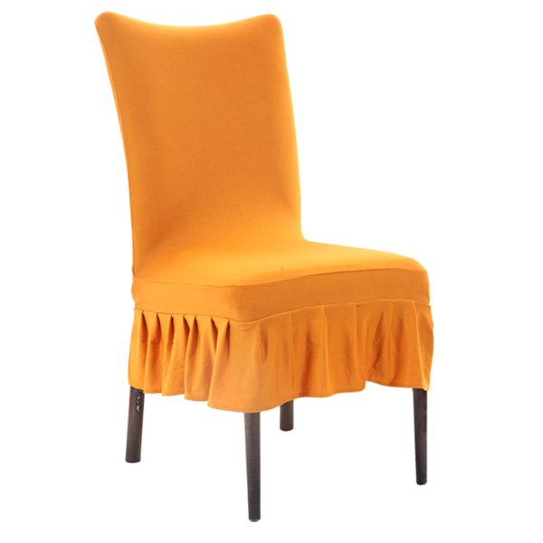 Dining Chair Covers Spandex Strech Dining Room Chair Protector Slipcover  Decor   Intl Philippines