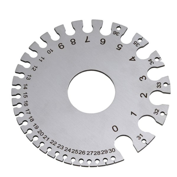 Lalang 2 sides awg swg round gage metal wire sheet thickness lalang 2 sides awg swg round gage metal wire sheet thickness diameter gauge measuring intl philippines keyboard keysfo Choice Image