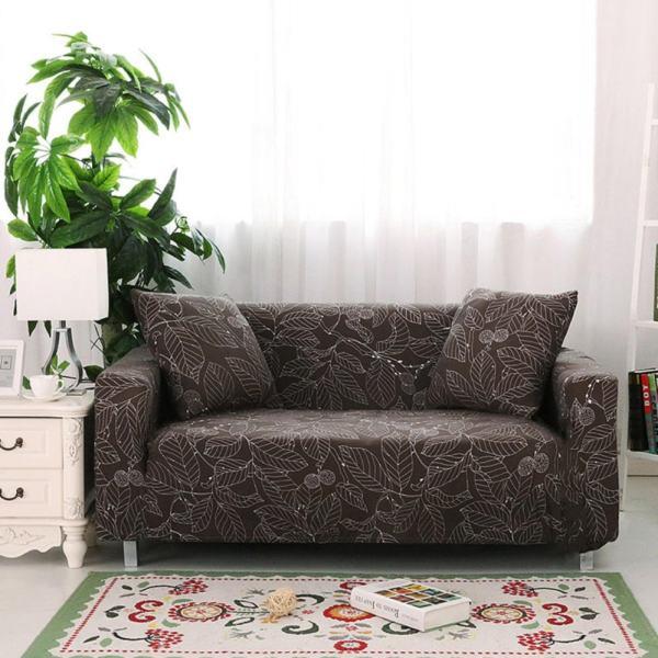Simple Four Seasons Elastic Sofa Cover/slipcover(S:90 140cm)   Intl  Philippines