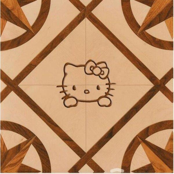 Oak Background wall Parquet Wood flooring wood wall panels hardwood ...