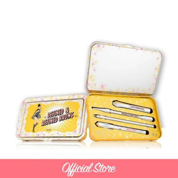 Benefit Defined & Refined Brows Kit - Shade 03 (Medium) Philippines