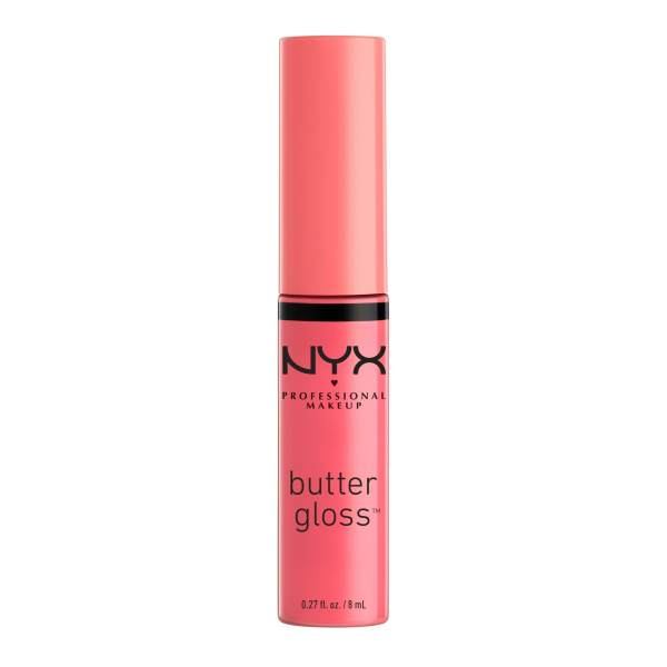 Nyx Professional Makeup BLG03 Butter Gloss - Peaches & Cream Philippines