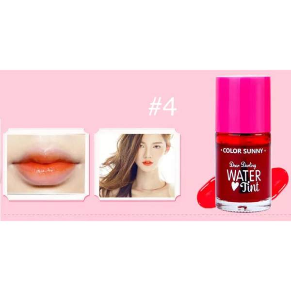 Dear Darling Water Tint Long Lasting Blush On and Cheek Tint Liquid Lipstick lip gloss 12mL #03 52 grams Philippines