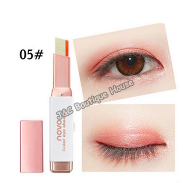 J&C  Korea NOVO 5099 Double Color Gradient  Eye Shadow Make Up #5 Philippines