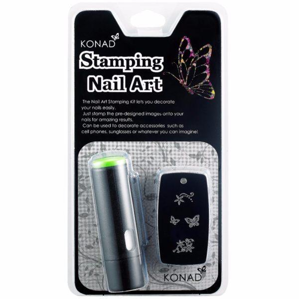 Konad Stamping Nail Art Pro Motion Kit Original From Konad Philippines