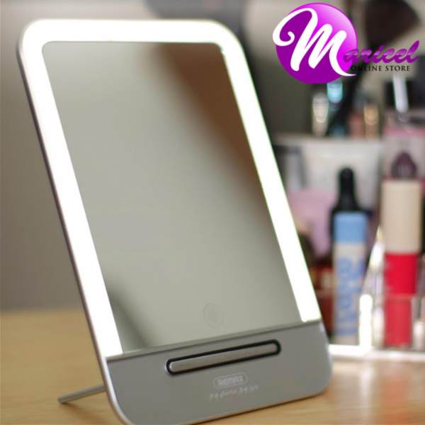 Remax RT-L01 Rechargeable LED Light Makeup Beauty Vanity Mirror ...
