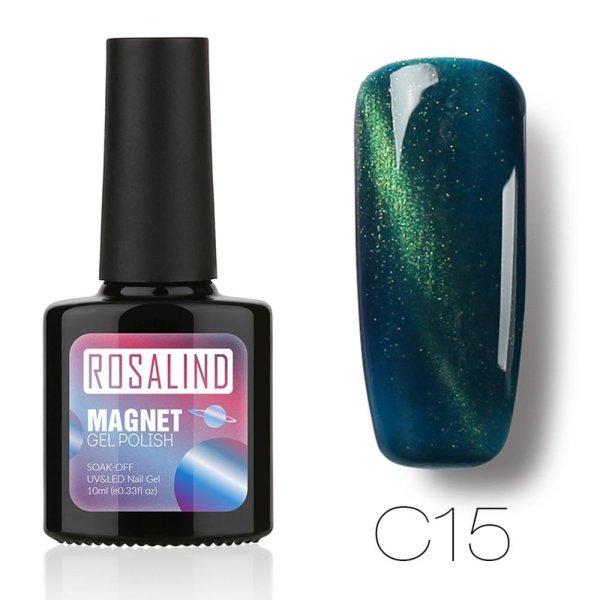 Rosalind 10ml Cat Eye Gel Nail Polish Nail Art Gel Polish Uv Led Gel