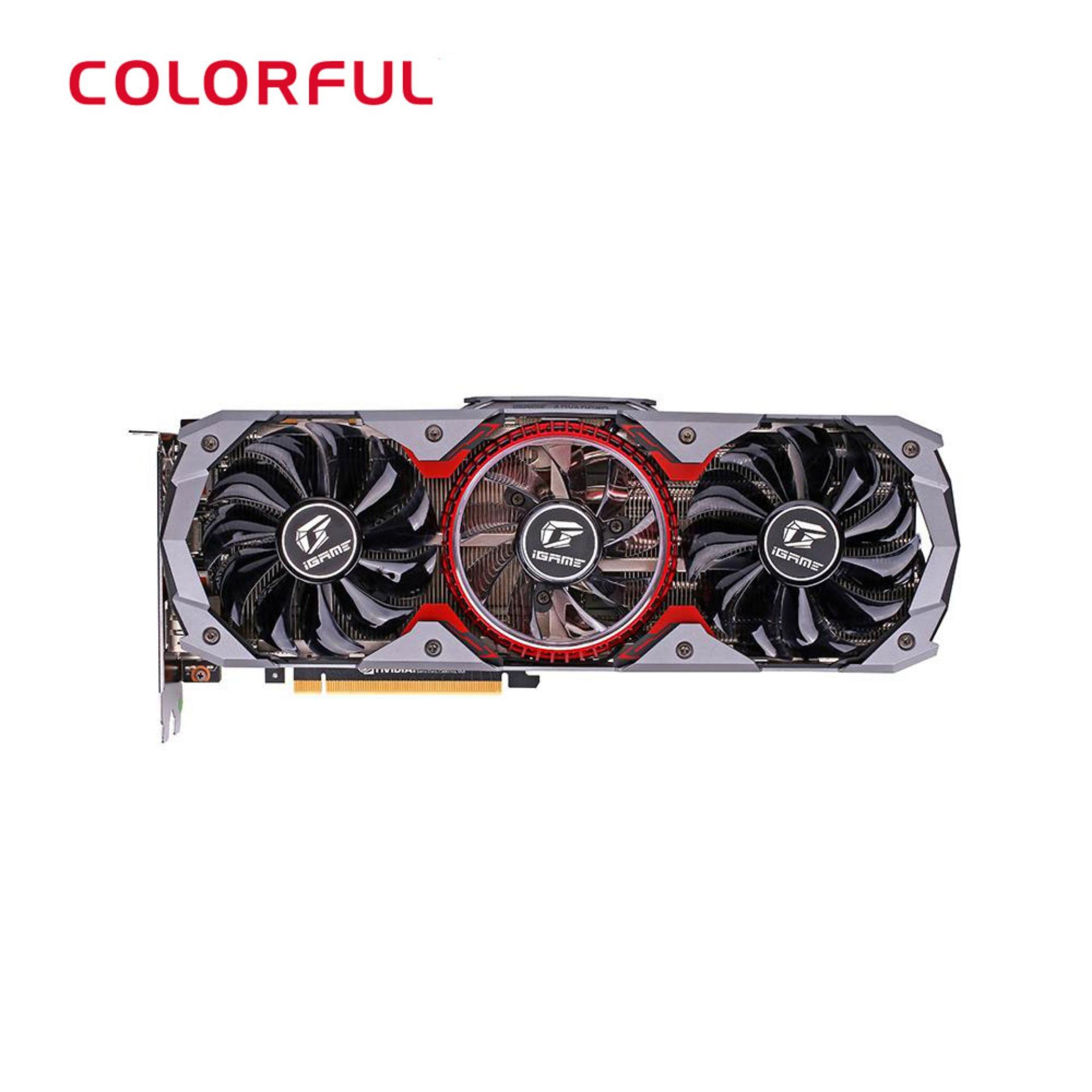 Colorful iGame GeForce RTX 2070 SUPER Advanced OC Graphic Card GDDR6 8G
