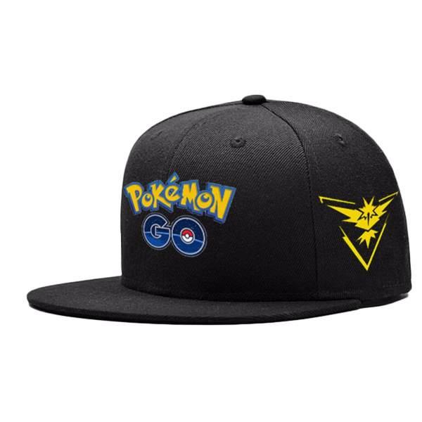 Hequ New Chic Fashion Pokemon Pokemon Baseball Cap Custom Zapdos