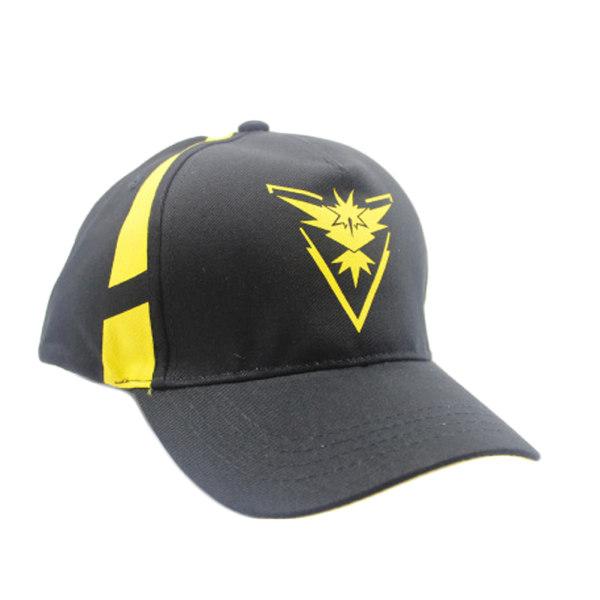 Hequ New Hot Pokemon Go Cap Team Valor Team Mystic Team Instinct