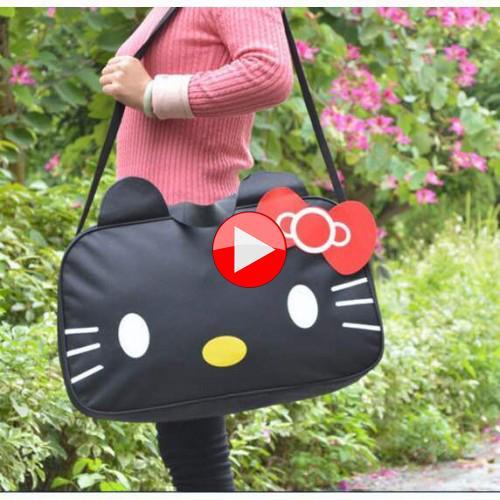 dff02d17f7c8 Abby Shi 4683 Women Travel Duffel Bag HK Cartoon Handbags Weekend Travel  Tote Luggage Bags Bolsa Feminina Girls School Bag