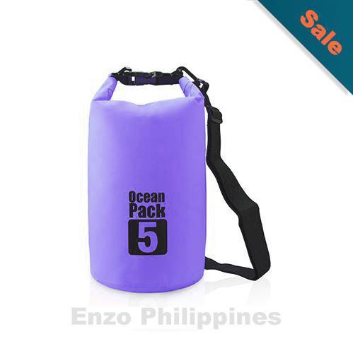 Ocean Pack 5 Liter Universal Swimming Diving Hiking Waterproof Storage Bag  Portable Outdoor Waterproof Dry Bag b2bc4bee8bb1b