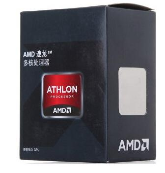 AMD X4 860K Quad-core Original Boxed CPU FM2 + Interface 28NM 3.7G Spike 760K