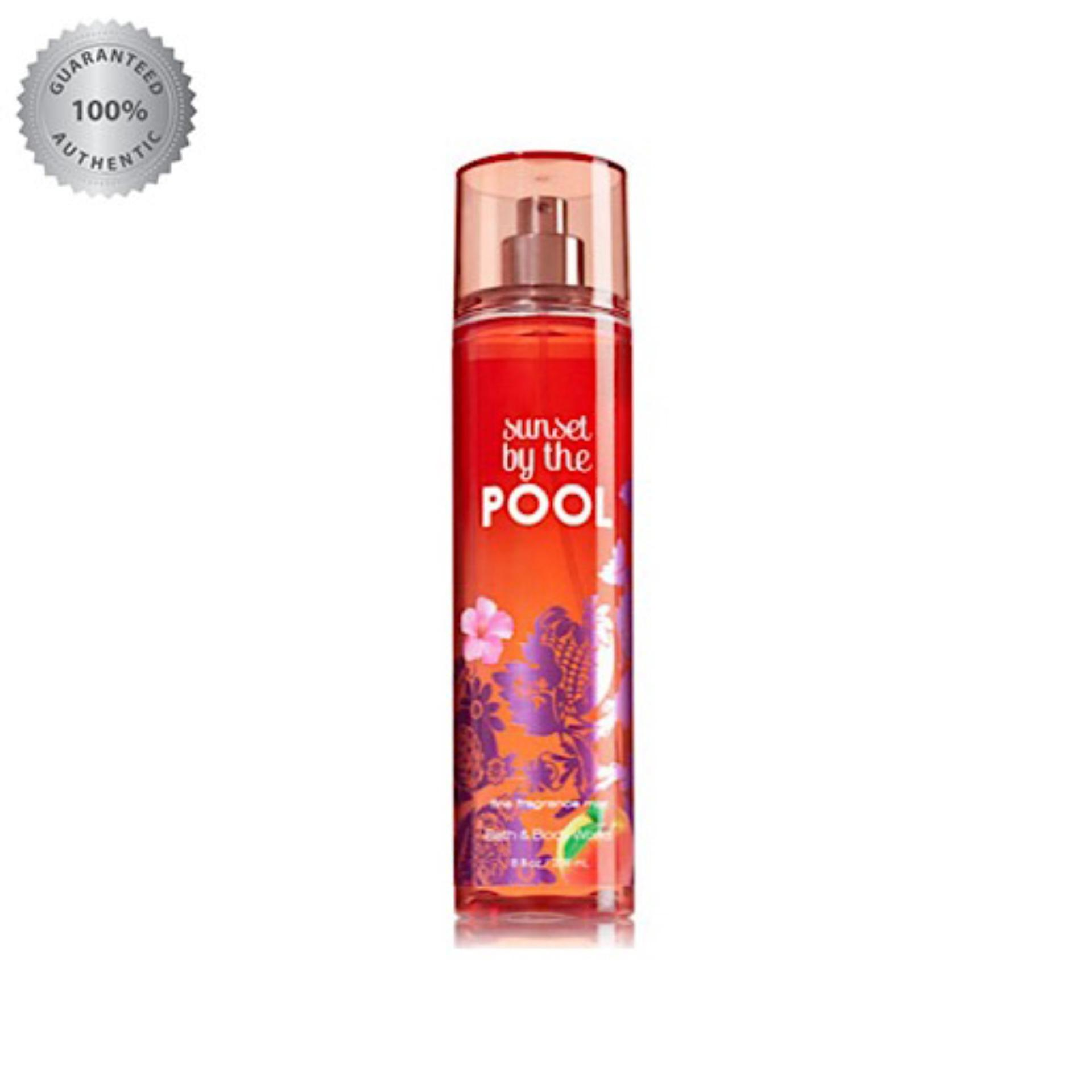 Bath and Body Works SUNSET BY THE POOL Fine Fragrance Mist 236ML