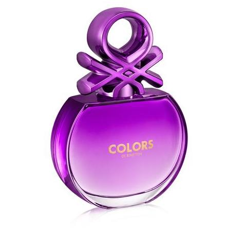 United Colors of Benetton Colors De Benetton Purple 80ml