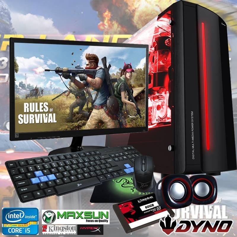 Dyno Affordable Core i5 7400 Kaby Lake Processor Desktop  Package