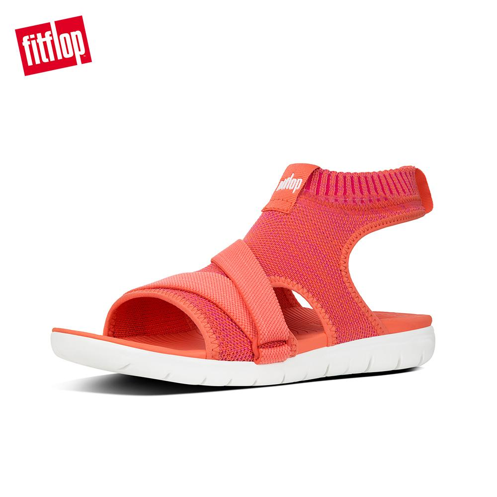 858c2f60 Product details of Fitflop Women's Shoes L29 UBERKNIT BACK-STRAP SANDALS  TEXTILE ATHLEISURE lightweight comfort fashion New