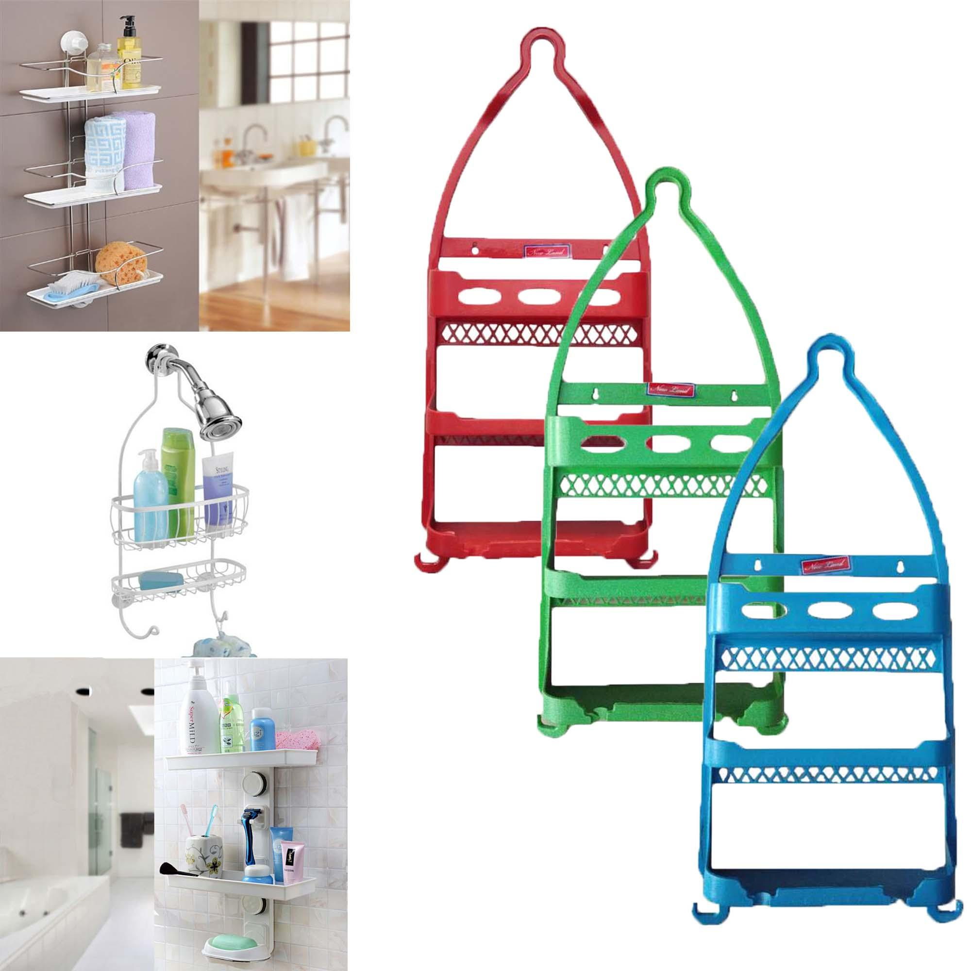 Buy 2 Take 1 3 Layer Plastic Bathroom Shower Caddy Plastic Organizer