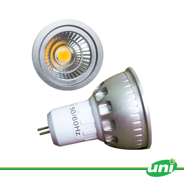 UNI LED MR16B Non Dimmable 2WATTS
