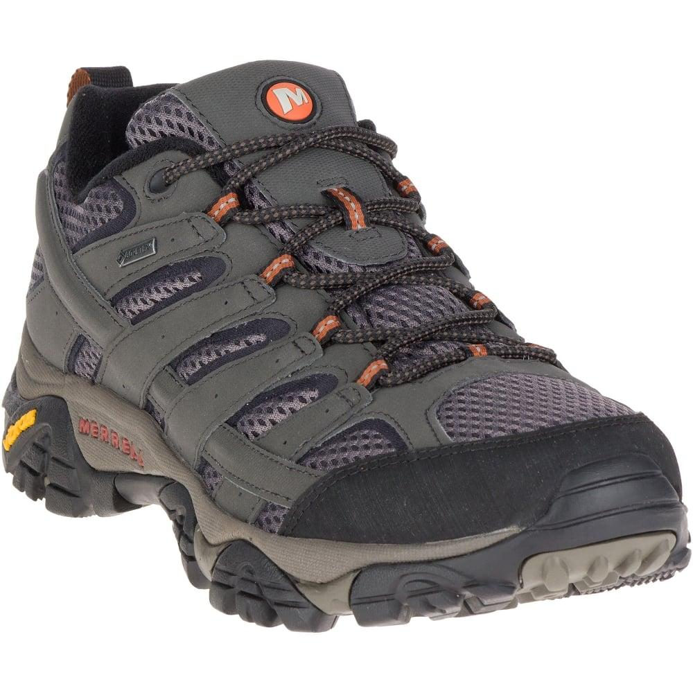 e724fe5245 Product details of Merrell Moab 2 Mother Of All Boots Ventilator Mid Wide  Width Low Cut