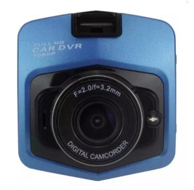 New 1080P 2.4inch Car DVR Camera Video Recorder (Blue)