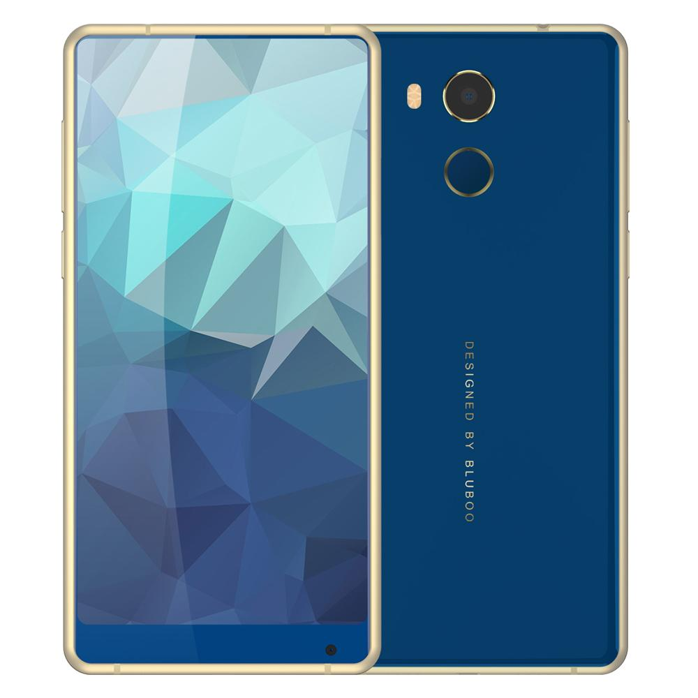(Best price)BLUBOO D5 PRO 4G Mobile Phone 5.5-inch 18:9 HD Display MTK6737 Quad-core 3GB+32GB Rear 13.0MP Front 8.0MP Android 7.0