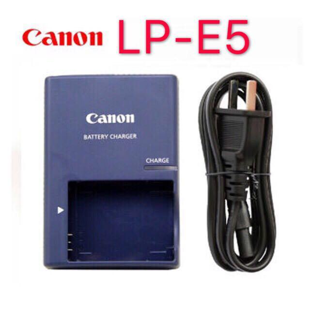 Accessories & Parts Chargers For Canon Eos 450d 500d 1000d Camera Battery Lp-e5 Charger