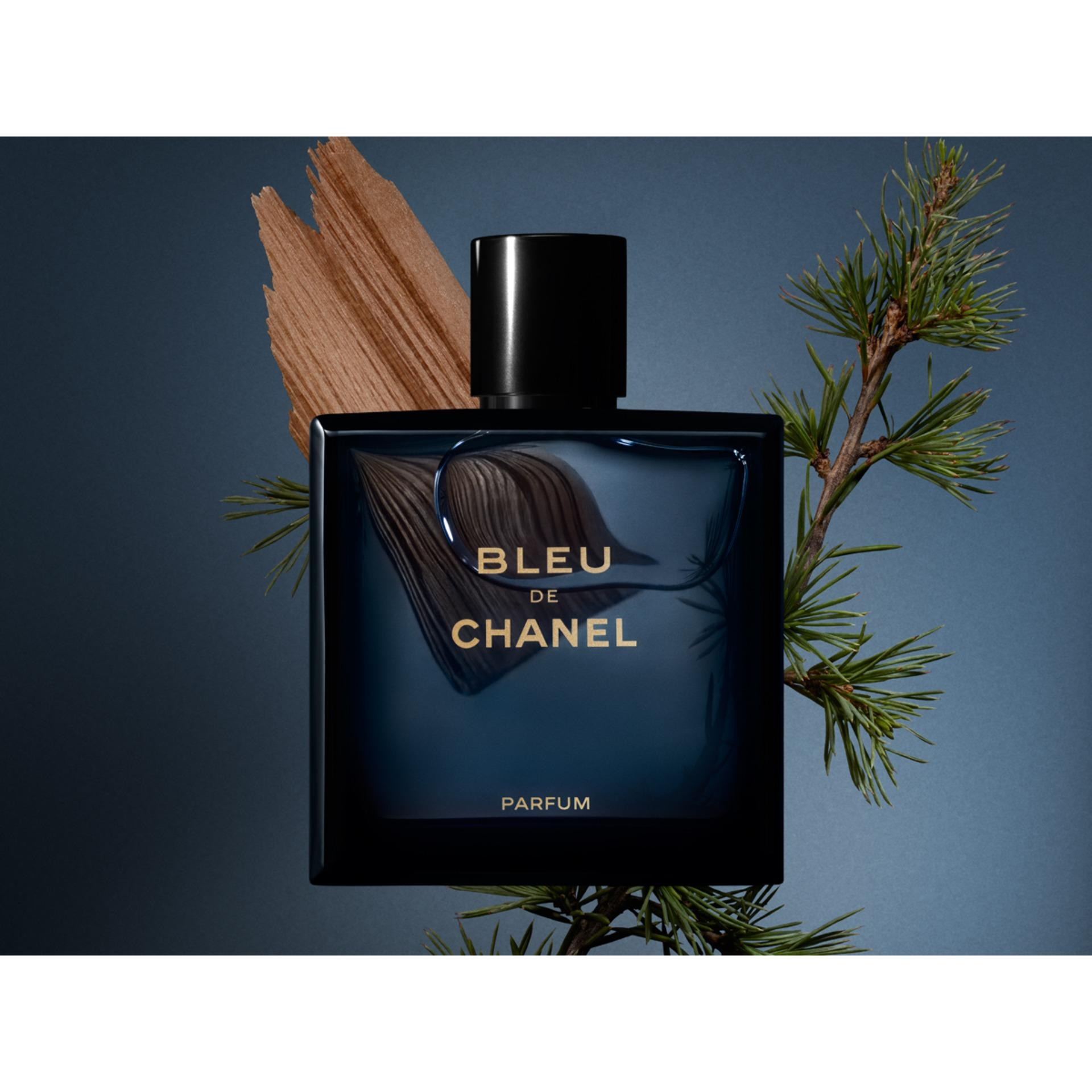 Bleu De Chanel Paris Parfum Pour Homme For Men 100ml Lazada Ph