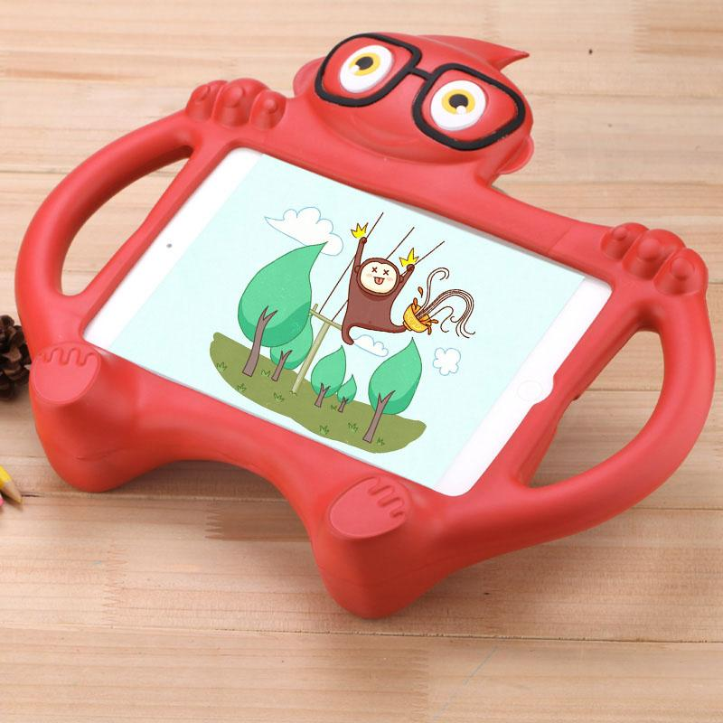 be16926507b7 Cocapark Kids Shockproof Protective Silicone Case with Design for Apple  iPad Mini 2 / 3 / 4