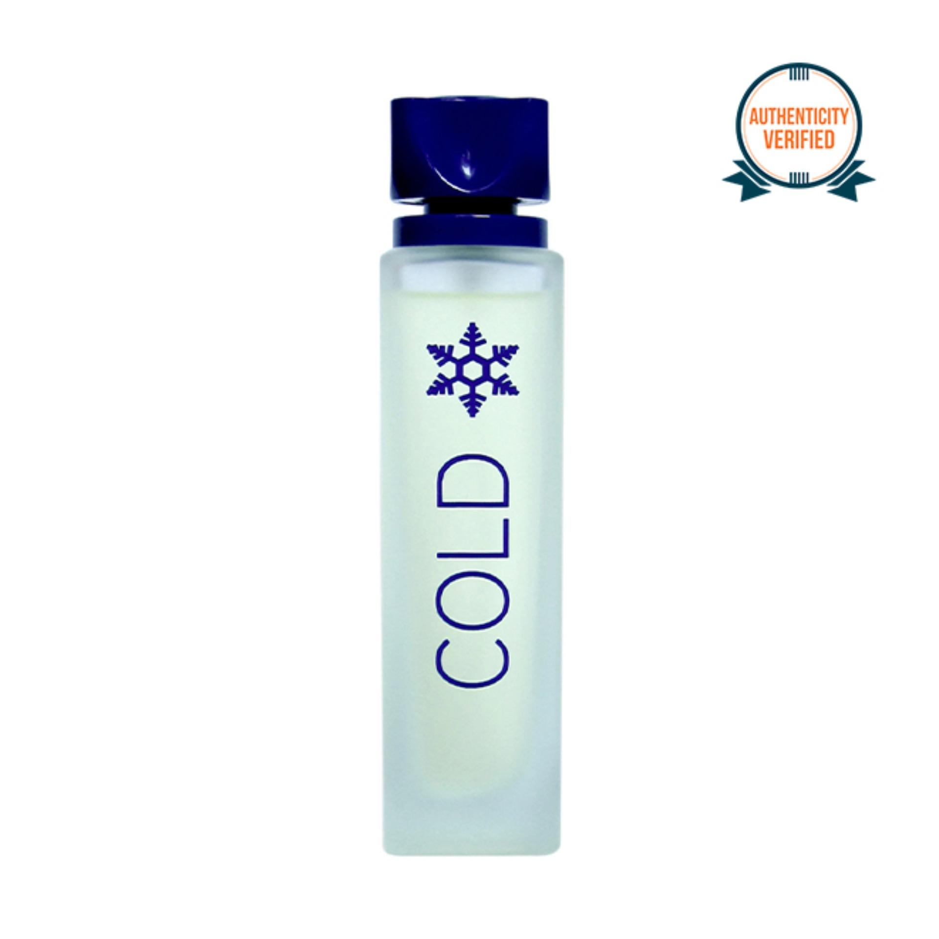 Cold Eau de Toilette for Men 100ml product preview, discount at cheapest price