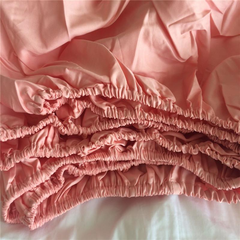 Ga Bọc Đệm 100% Cotton Màu Đơn Chiếc 100% Cotton Ga Giường Bộ Đệm Giường Dày Simmons Bộ Bảo Hộ Ga Trải Giường 1.8 M