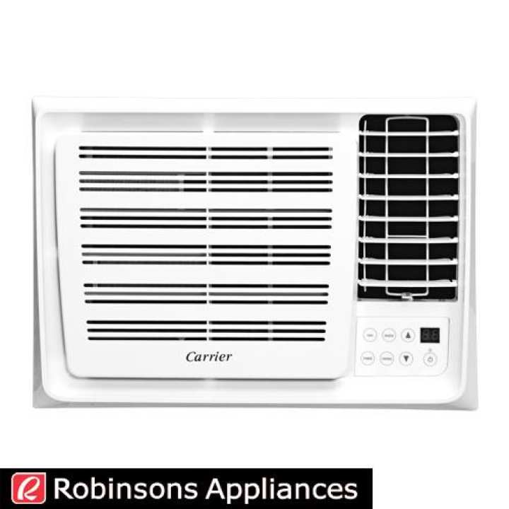 Carrier FP-WCARH10EE5C 1.0HP Window Type Aircon (White)